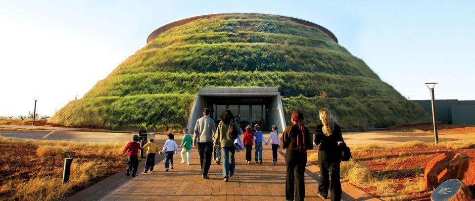 Cradle of Humankind and Sterkfontein Caves
