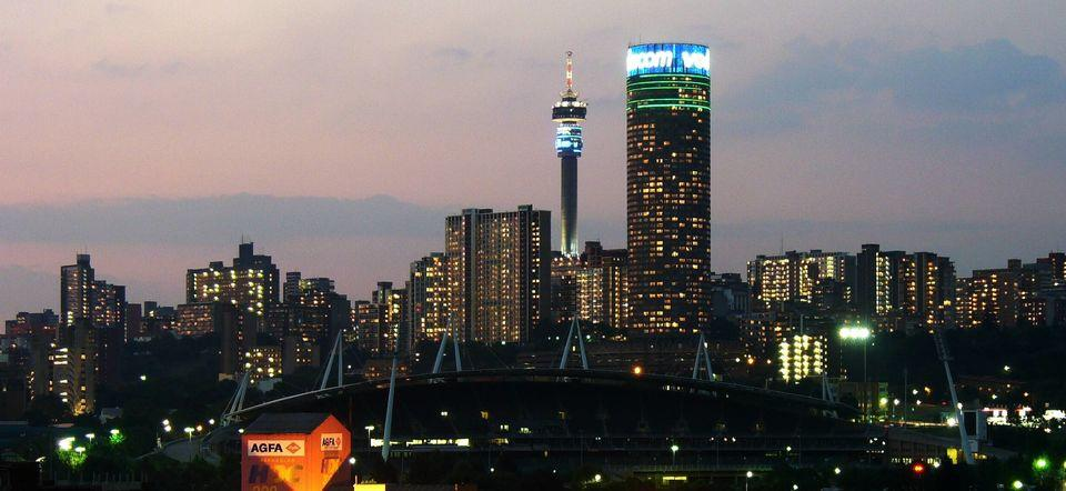 Johannesburg in 1 Day